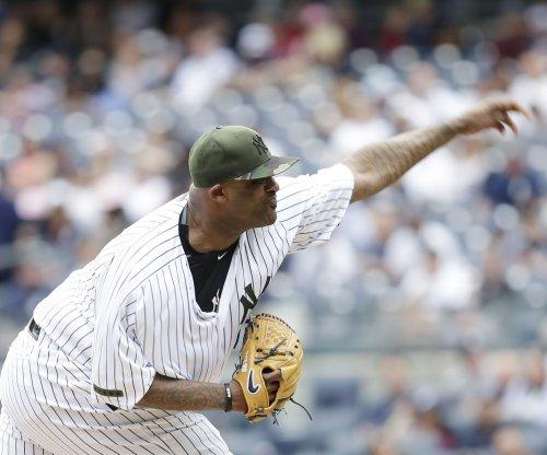 New York Yankees' CC Sabathia shuts down Boston Red Sox