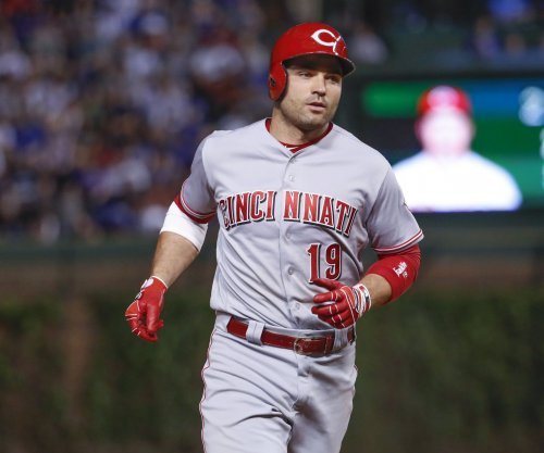 Joey Votto, Cincinnati Reds top Chicago Cubs
