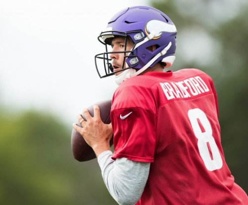 Minnesota Vikings activate QB Sam Bradford off injured reserve