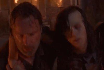 Dying Carl talks about Lori's last moments in 'Walking Dead' Season 8B trailer