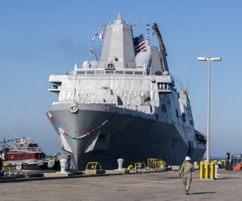General Dynamics to repair USS Mesa Verde