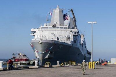 General Dynamics to repair USS Mesa Verde