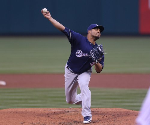 Milwaukee Brewers turn to Jhoulys Chacin against Pittsburgh Pirates
