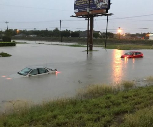 Heavy rains trigger flash flood emergencies in south Texas