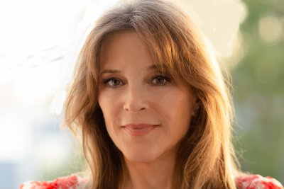 Marianne Williamson running for president as a 'political visionary'