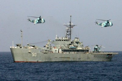 Iran warns of war if Israeli warships enter Persian Gulf