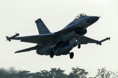 Lockheed awarded $32.9M deal to upgrade Taiwan's F-16s