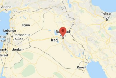 Rocket attack targets Baghdad's Green Zone, kills child