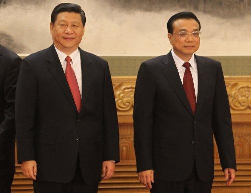 Li Keqiang becomes premier of China