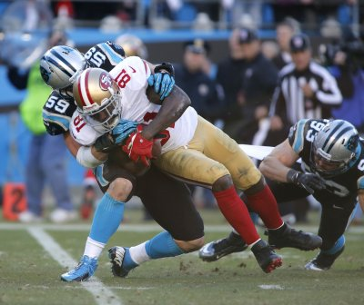 Anquan Boldin is great in 49ers win; Colin Kaepernick crashes his press conference