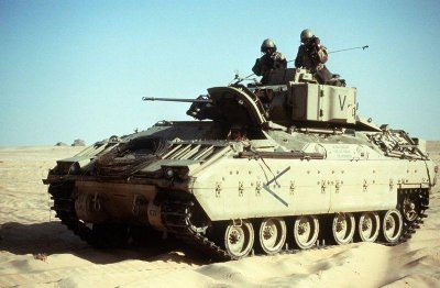 Michigan company to upgrade Army's Bradley Fighting Vehicles