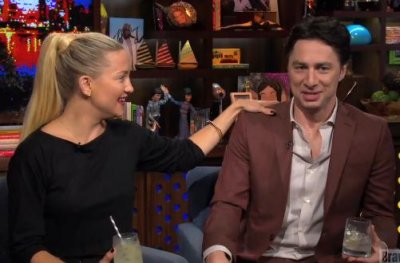 Kate Hudson reveals favorite on-screen kiss