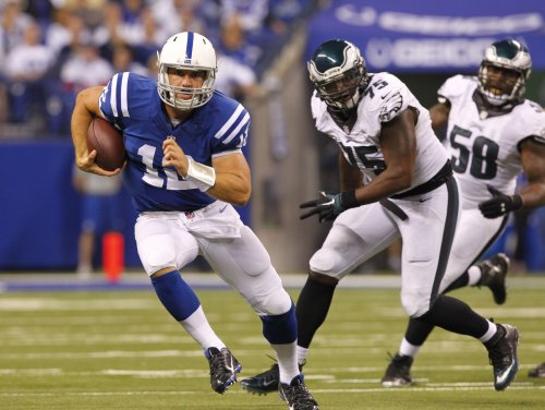 Colts and Jags aim to avoid 0-3 starts