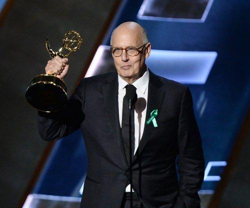 Jeffrey Tambor dedicates 'Transparent' Emmy to transgender community; 'Veep' wins Best Comedy