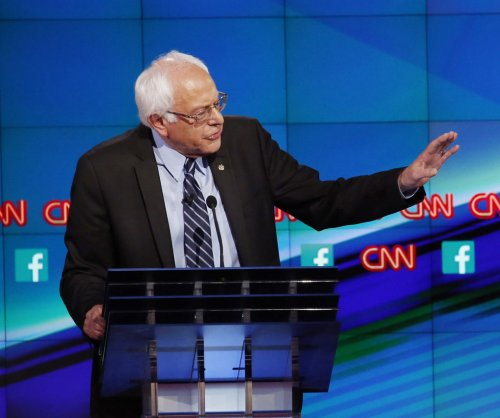 Sanders leads Clinton among millennials, poll finds
