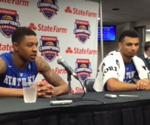 Tyler Ulis leads No. 2 Kentucky over No. 5 Duke