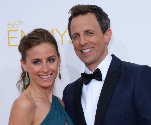 Seth Meyers recounts story of son's birth, Tracy Morgan gives NSFW gift