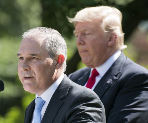 Watch live: EPA chief joins Sean Spicer for daily press briefing