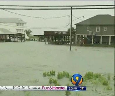 Tropical Storm Cindy kills boy in Alabama, brings regional flooding