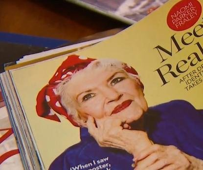 Naomi Parker Fraley, real-life Rosie the Riveter, dies at 96