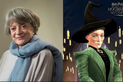 Maggie Smith, Michael Gambon join 'Harry Potter' mobile game