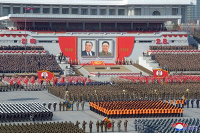 Report: North Korea preparing military parade