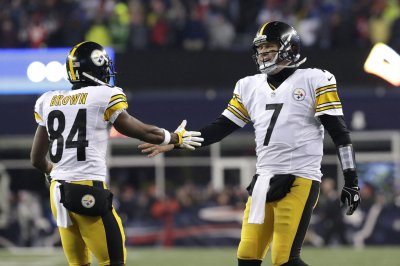 Roethlisberger says he went 'too far' criticizing Antonio Brown