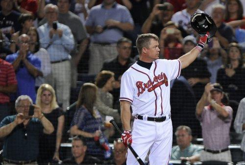 Braves to retire Chipper Jones' number