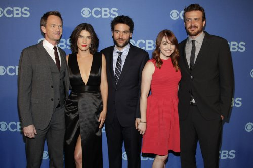 'How I Met Your Mother' stars read 'Late Show' Top 10