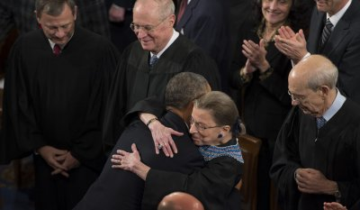 Justice Ginsburg sought retirement advice from former Justice Stevens