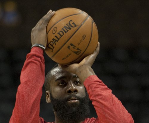James Harden, Houston Rockets lead by 27 in win over Grizzlies
