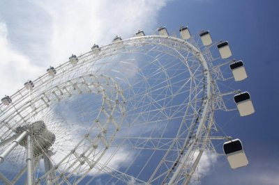 Orlando Eye attraction reopened after 66 rescued