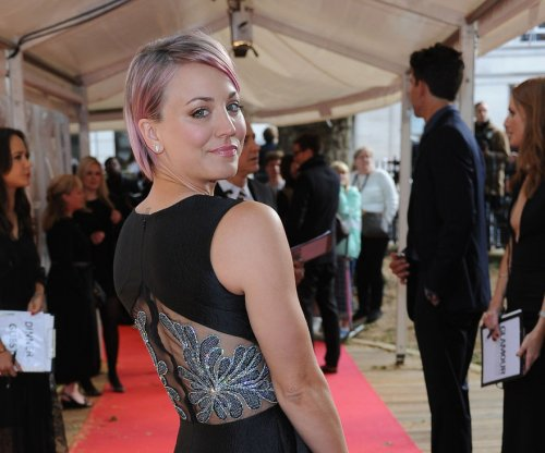 Kaley Cuoco dishes on fight against 'mindless eating'