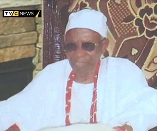 Nigeria's Olubadan -- 'Lord of Ibadan' -- dies at age 101