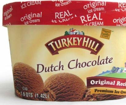 Ice cream in incorrect boxes prompts Turkey Hill recall