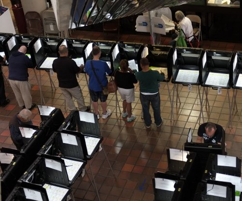 Officials deny complaints of election machine malfunctions in Texas