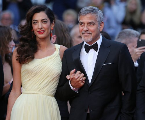 George Clooney's mom spills the beans on sex of twins