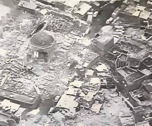 Iraq captures Mosul's decimated Great Mosque of al-Nuri