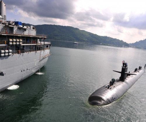 BAE Systems developing new sonar for U.S. Navy submarines