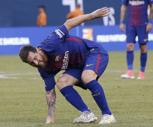 FC Barcelona: Alba hits diving volley, assists Messi twice