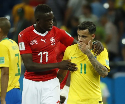 World Cup: Brazil, Switzerland end match in 1-1 draw