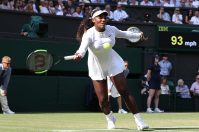Wimbledon: Serena Williams clinches spot in quarterfinals