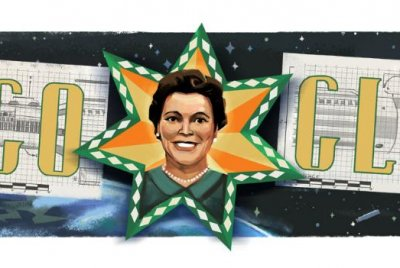 Google honors aerospace engineer Mary G. Ross with new Doodle