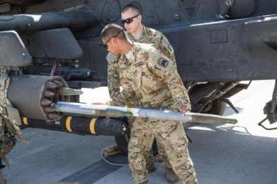 Gen Dyn contracted for Hydra aerial rockets