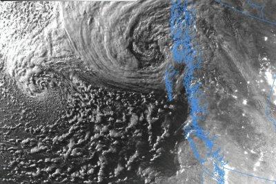 California, western U.S. in path of new storm bringing rain, snow