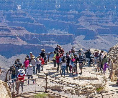 Arizona woman falls to her death during Grand Canyon hike