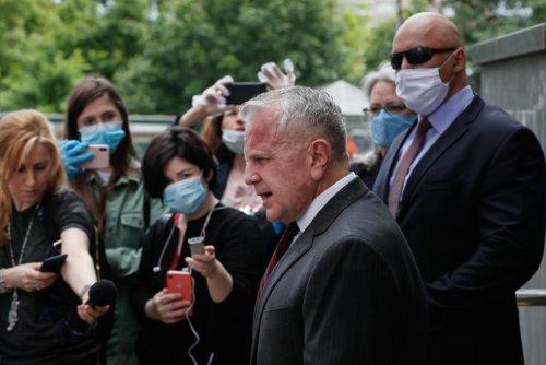 U.S. ambassador to Russia John Sullivan plans return to Washington