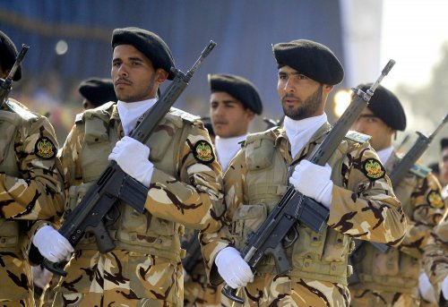Iran said to supply Syria with elite force