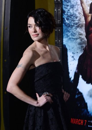 Lena Headey 'hit a couple of guys in the nuts' while filming '300: Rise of an Empire'