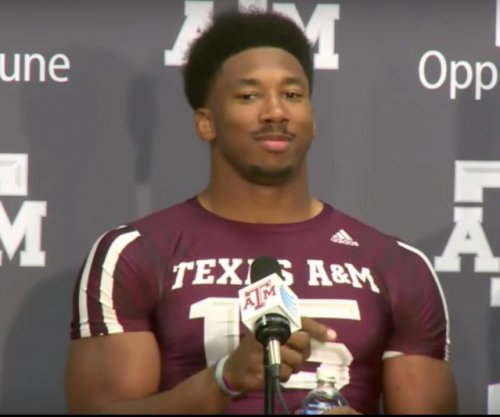 Unbeaten Texas A&M handles Mississippi State